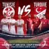 Tunisie vs Turquie Stade de Genève Genève Billets