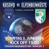 Kosovo vs Elfenbeinküste Stadion Niedermatten Wohlen AG Tickets