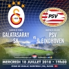 Galatasaray SK vs PSV Eindhoven Stade de Chailly Montreux Tickets