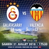 Football Club Galatasaray SK vs Valencia CF Stade St. Léonard Fribourg Tickets