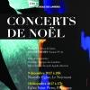 Concerts de Noël Eglise du Noirmont Le Noirmont Tickets