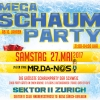 Mega Schaumparty Sektor 11 Club Zürich-Oerlikon Billets