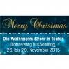 Merry Christmas Show 2015 (Show und Weihnachtsmenü) Lindensaal Teufen Tickets