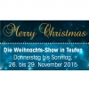 Merry Christmas Show 2015 Lindensaal Teufen Tickets