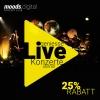 1 Monats-Abo für moods.digital Moods Zürich Biglietti