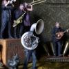 Hazmat Modine - Pan-Ethnic-Roots-Blues Moods Zürich Billets
