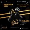 Silvester Daft Punk Tribute Show Moon Club Basel Billets