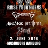 Raise Your Horns Festival Musigburg Aarburg Tickets