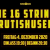 The 16 Strings - Rutishuser & Co Musigburg Aarburg Billets