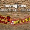 Rotz & Wasser und Durstige Nachbarn Musigburg Aarburg Billets