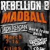 Rebellion 8 Festival Musigburg Aarburg Billets
