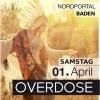 OVERDOSE Nordportal Baden Biglietti