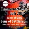 Sommernachtsfest Nordportal Baden Tickets