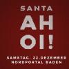 Santa AHOI! Nordportal Baden Billets