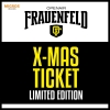 X-Mas Ticket: 3-Tages Ticket DO-SA Grosse Allmend Frauenfeld Tickets