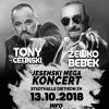 Tony Cetinski & Zeljko Bebek Stadthalle Dietikon Tickets