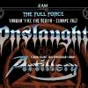 Onslaught UK / Artillery DK Musigburg Aarburg Tickets