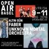 Open Air Basel 2018 Kasernenareal Basel Tickets