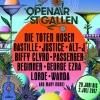 OpenAir St.Gallen 2017 Sittertobel St. Gallen Billets