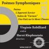 Poèmes symphoniques Salle Métropole Lausanne Tickets