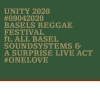 Unity Reggae Festival 2020 Parterre One Music Basel Biglietti