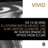 Vivid D&B Nites Parterre One Music Basel Tickets