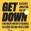 Get Down. Vol 4 La Cave du Bleu Lézard Lausanne Tickets