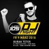 Planet 105 DJ-Night Plaza Zürich Biglietti