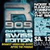 R909 Chapter 88 Swiss Edition Bananenreiferei Zürich Tickets