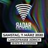 Radar Langstrasse Zürich Billets