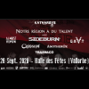Notre région a du talent Halle des Fêtes Vallorbe Tickets