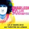 Robert Charlebois Théâtre du Léman Genève Tickets