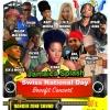 Jamaica Splash Presents Swiss National Day Benefit Concert Les Amis Zürich Biglietti
