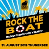 Rock The Boat - Das Radio Bern1 Partyschiff MS Berner Oberland Thun Billets