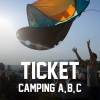Camping Ticket A, B, C Römerareal Orpund (Biel/Bienne) Biglietti