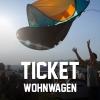 Ticket für Wohnwagen Römerareal Orpund (Biel/Bienne) Biglietti