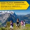 Radio Pilatus Wandertag Meiringen-Hasliberg   Tickets