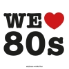 We love 80s Salzhaus Winterthur Biglietti
