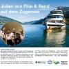 Musikfahrt/Julian von Flüe & Band MS Zug Zug, Landsgemeindeplatz Biglietti