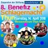 8. Benefiz Schlagernacht Thun Thun-Expo Thun Billets