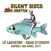 Silent Disco Fish-Garten The Lacustre Lausanne Billets