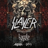 Slayer Halle 622 Zürich Billets