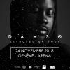 Damso Arena Genève Billets