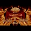 Rites of Destruction Sommercasino Basel Tickets