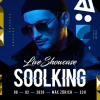 Soolking MÄX Zürich Tickets