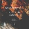 Ben Böhmer Live SpaceMonki Club Zürich Billets