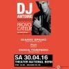 Rock for Bread 2016: DJ Antoine Theater im National Bern Tickets