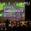 Abonnement Musique entre les lignes saison 2017-2018 BCV Concert Hall Lausanne Biglietti