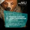 Le premier concert de l'ours Paddington BCV Concert Hall Lausanne Tickets