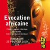 Evocation Africaine Salle Point favre Chêne-Bourg Tickets